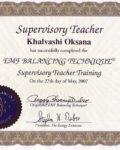 сертификат Учитель 1-4
